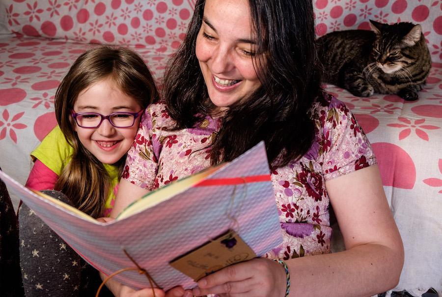 Iniciación a la lectura: cómo inculqué a mi hija el amor por los libros