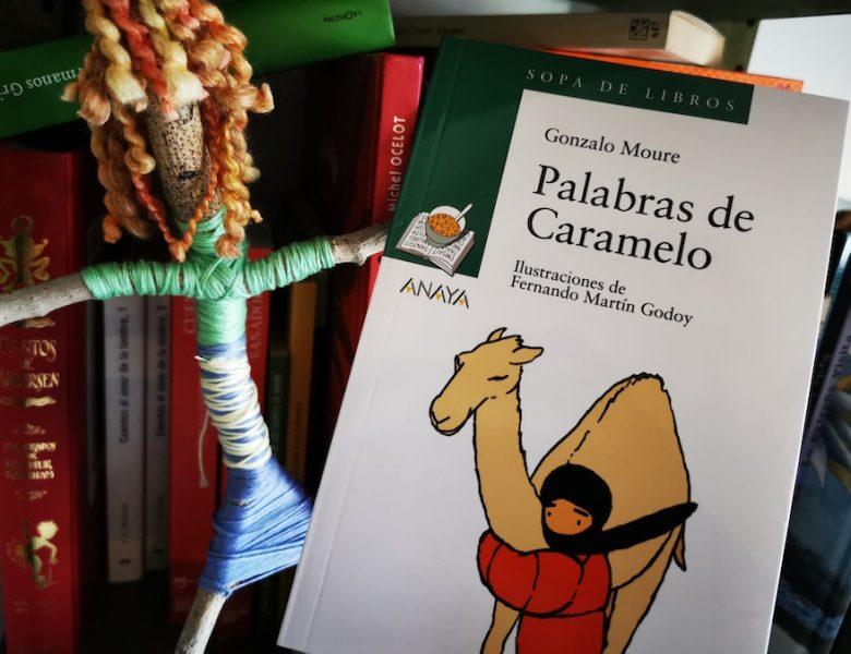 Reseña de Palabras de Caramelo, de Gonzalo Moure