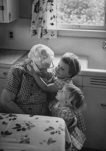 los abuelos