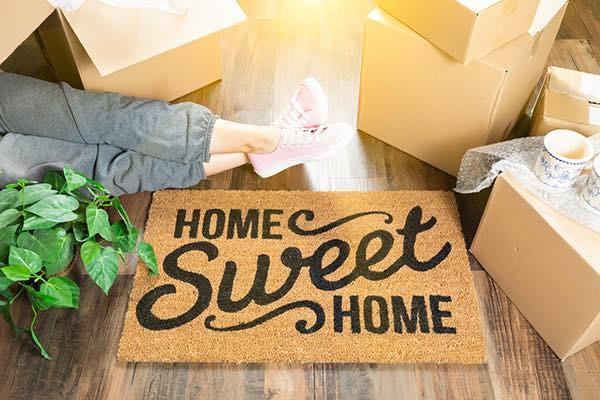 cambiarse de casa nuevo hogar