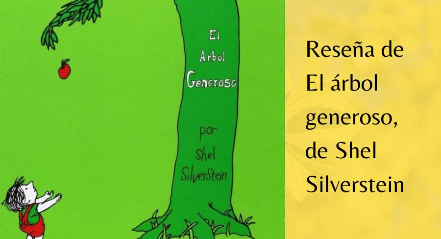 Reseña de El árbol generoso, de Shel Silverstein